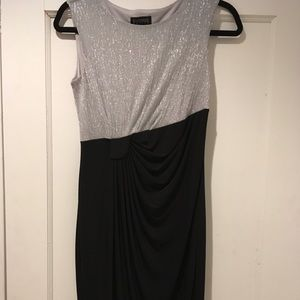 Comfy and gorgeous evening dress.